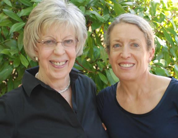 Drs. Patricia Phelan and Ann Davidson